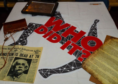 Einstein Unsolved game pack