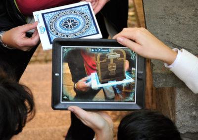 Magic Portal AR on iPad